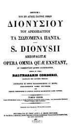 Patrologiæ cursus completus: seu, Bibliotheca universalis, integra, uniformis, commoda, oeconomica omnium SS. patrum, doctorum, scriptorumque ecclesiasticorum. Series græca, Volume 3