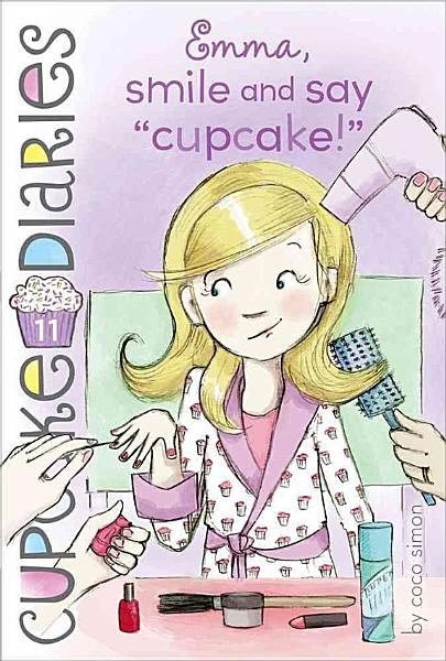Download Emma  Smile and Say  Cupcake   Book