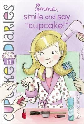 Emma  Smile and Say  Cupcake