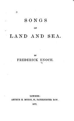 Songs of land and sea PDF