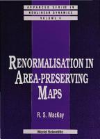 Renormalisation in Area Preserving Maps PDF