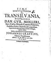 De Transilvania