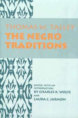 The Negro Traditions PDF
