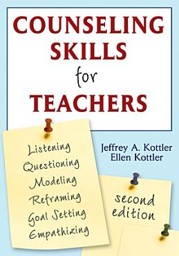 Counseling Skills for Teachers PDF