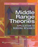 Middle Range Theories PDF