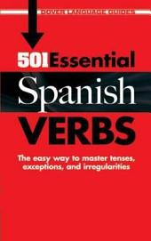 501 Essential Spanish Verbs