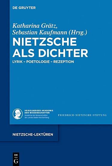 Nietzsche als Dichter PDF