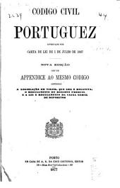 Codigo civil portuguez approvado por carta de lei de 1 de julho de 1867