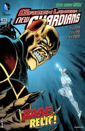 Green Lantern: New Guardians (2011-) #23
