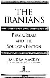 The Iranians Book PDF