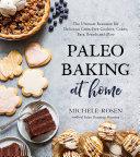 Paleo Baking at Home Book