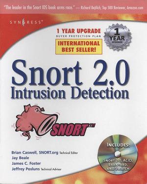 Snort Intrusion Detection 2 0
