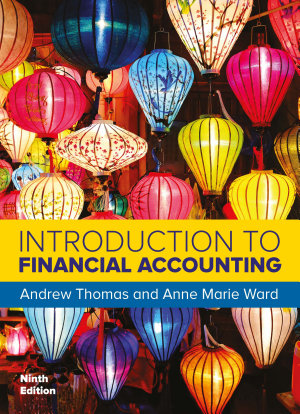 EBOOK  Introduction to Financial Accounting  9e