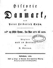 Historie af Danmark: t. 1375 til 1400