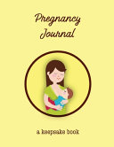 Pregnancy Journal  First Time New Mom Diary  Pregnant   Expecting Record Book  Baby Shower Keepsake Gift  Write Bump Thoughts   Memories Book