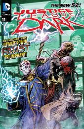 Justice League Dark (2011-) #11