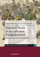 Popul  re Musik in der urbanen Klanglandschaft PDF