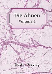 Die Ahnen: Band 4