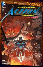 Action Comics (2012-) #34