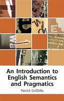 Introduction to English Semantics and Pragmatics PDF