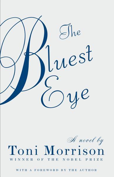 Download The Bluest Eye Book
