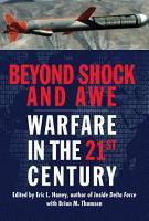 Beyond Shock and Awe PDF