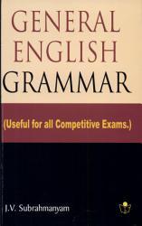 General English Grammar PDF