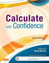 Calculate with Confidence - E-Book: Edition 6