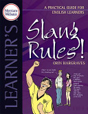 Slang Rules  PDF