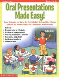 Oral Presentations Made Easy  Book PDF