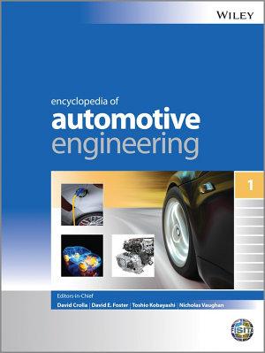 Encyclopedia of Automotive Engineering PDF