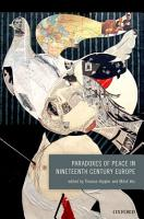 Paradoxes of Peace in Nineteenth Century Europe PDF