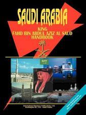 Saudi Arabia King Fahd Bin Abdul Aziz Al-Saud Handbook