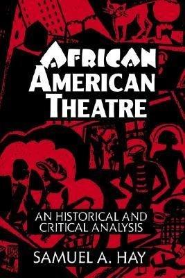 African American Theatre PDF