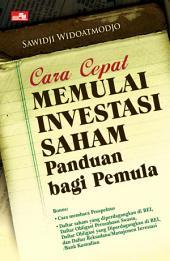 Cara Cepat Investasi Saham Pemula (Revisi)