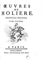 Oeuvres de Moliere, 6