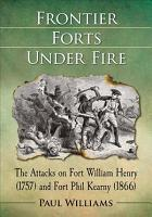 Frontier Forts Under Fire PDF