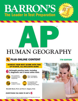 Barron s AP Human Geography with Online Tests