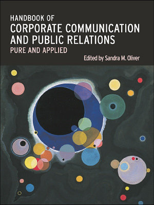 A Handbook of Corporate Communication and Public Relations PDF