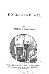 Forsaking All