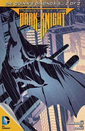 Legends of the Dark Knight (2012) #50