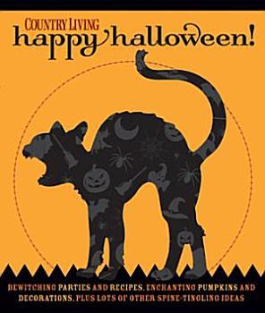Country Living Happy Halloween  PDF