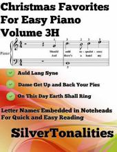 Christmas Favorites for Easy Piano Volume 3 H