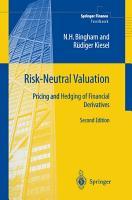 Risk Neutral Valuation PDF