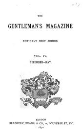 Gentleman's Magazine and Historical Chronicle: Volume 4
