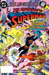 Adventures of Superman (1986-2006) #477