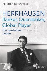 Herrhausen  Banker  Querdenker  Global Player PDF