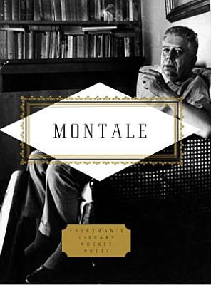 Montale  Poems