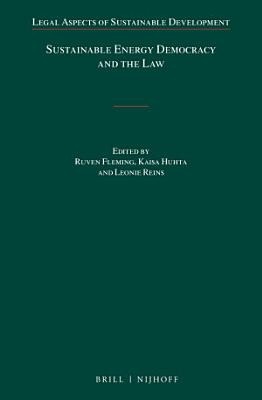 Sustainable Energy Democracy and the Law PDF
