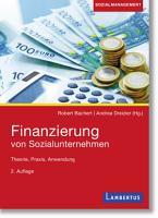 Finanzierung von Sozialunternehmen PDF